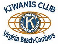 kiwanis beach combers logo