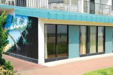Schooner exterior murals